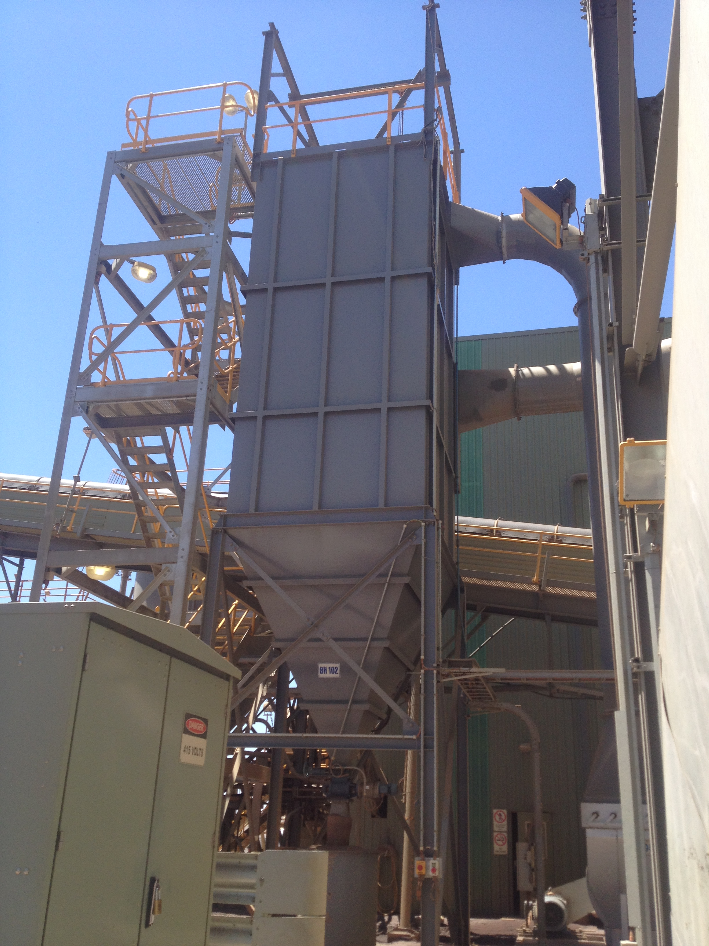 PowerJet Dust Collector